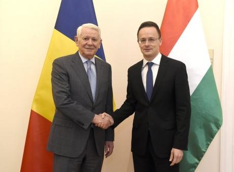 Ministrul maghiar de Externe, discurs surprinzător la Târgu Mureș: Ce înțelegere ar fi avut cu Teodor Meleșcanu