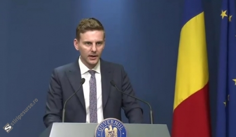 Gov't spokesman says PM Dancila, President Iohannis to meet Wednesday