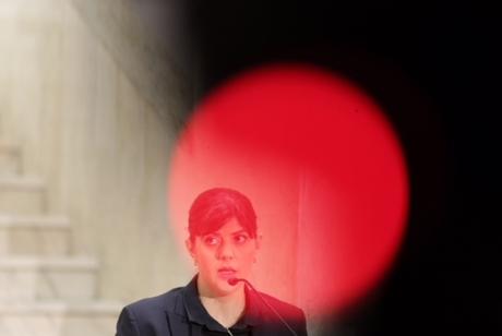 Fost ministru al Justiției, odă pentru şefa DNA: 'Dna K duce lupta pentru o țară pe care conducători vremelnici au decis să o piardă '