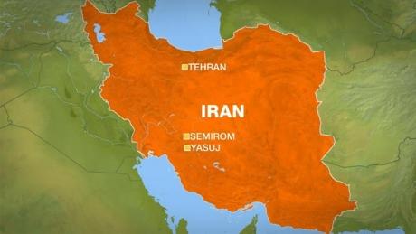 Iran: 'Epava avionului prăbuşit nu a fost încă găsită. Nu se ştie numărul persoanelor decedate'