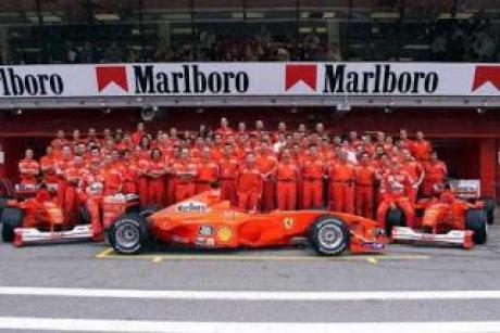 'Viitor fără fum' - Parteneriat reînnoit între Philip Morris International și Scuderia Ferrari