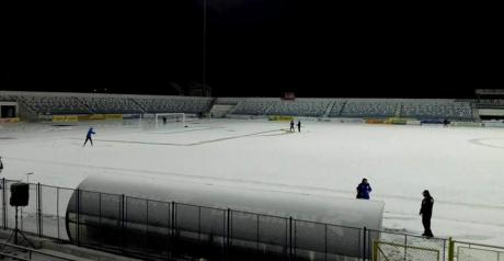 Stadionul din Bumbeşti-Jiu a primit numele fostului jucător Aurel Ţicleanu
