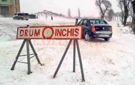 Restricţii de circulaţie în Prahova: DN 1D Albeşti-Urziceni, închis pentru dezăpezire