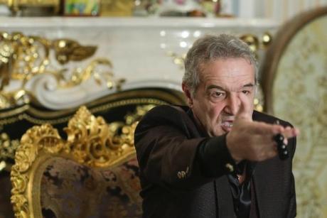 George Becali vrea să îi aducă la FCSB pe Gheorghe Hagi și Ianis Hagi