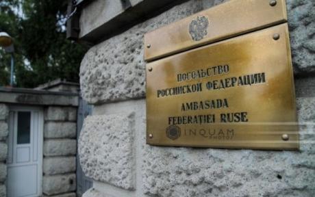Ambasada Rusiei la București spune că otrăvirea spionului rus în Anglia vrea să acopere subiectul noului arsenal rus capabil să spargă scutul anti-racchetă