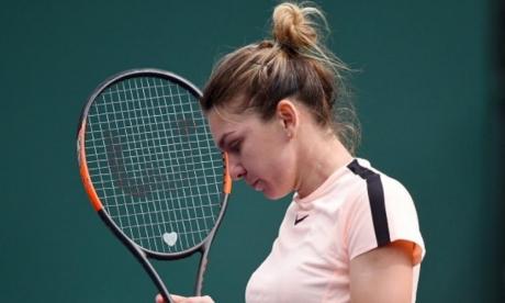 Simona Halep, înfrângere DUREROASĂ la Miami: a PIERDUT cu Radwanska, după un meci NEBUN