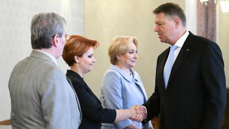 Olguța Vasilescu a EXPLODAT: Domnul Klaus cred că deja se şi vede şef de lagăr de concentrare şi toţi PSD-iştii băgaţi acolo, la reeducare