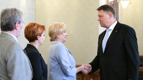 Iohannis: Even If PSD doesn't like it, I am the Republic's President; I am in charge with foreign affairs