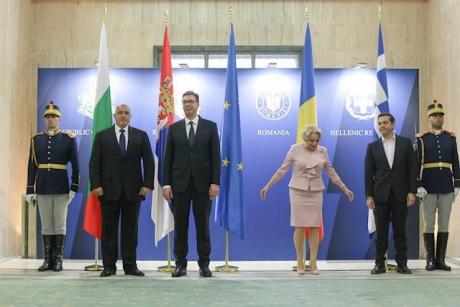 LAUDE pentru Viorica Dăncilă de la Boiko Borisov: Sunt foarte mândru de elitele politice din Balcani, nu îmi amintesc să mai fi avut elite atât de responsabile