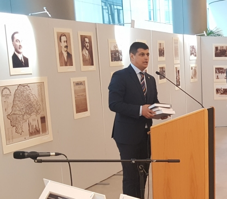 Europarlamentarul Rebega a înlocuit Guvernul României la Bruxelles