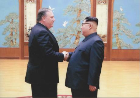 Casă Albă confirmă întâlnirea secretă dintre șeful CIA și dictatorul nord-coreean, Kim Jong-Un