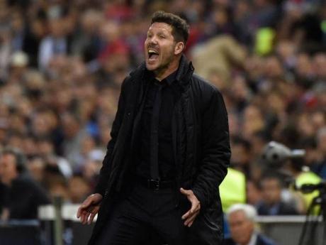 Atletico Madrid a fost eliminată în optimile Cupei Spaniei după 3-3 cu Girona