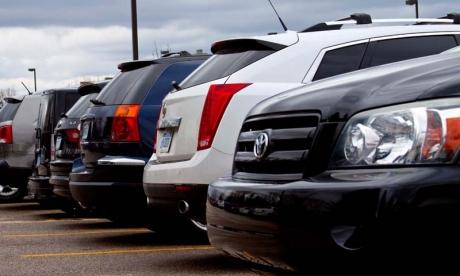 Spargeri auto în serie reclamate de români aflați în Grecia