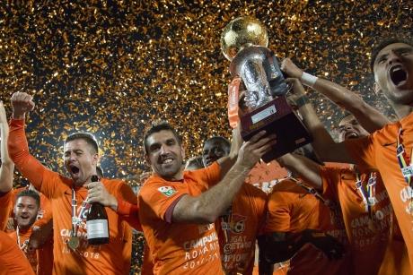 CFR Cluj trece pe primul loc în Liga I după ce a învins Poli Iași cu 1-0