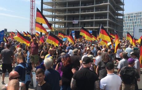 Partidul de extremă dreapta din Germania AfD anulează reuniunea electorală de la Berlin invocând ameninţări din partea unor 'terorişti de stânga'
