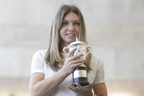 Planuri mari pentru Simona Halep. Își dorește o medalie olimpică și FED Cup cu echipa României