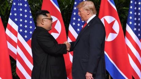 Anunţ major de la Casa Albă: Donald Trump se întâlneşte din nou cu liderul Coreei de Nord, Kim Jong-Un