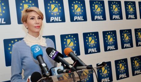 Raluca Turcan oferă prima reacție din PNL, după ce Klaus Iohannis și-a anunțat candidatura pentru un nou mandat: 'Îi vom fi alături pentru o Românie europeană