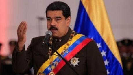 Militarii contestatari ai preşedintelui Venezuelei, Nicolas Maduro, au fost arestaţi