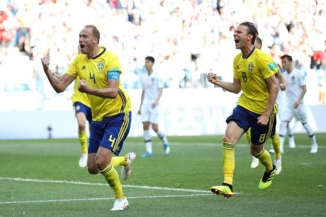 Suedia învinge Rusia cu 2-0 și promovează în Divizia A a Ligii Naţiunilor