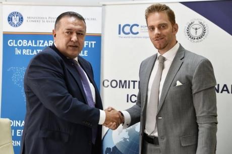 Ilan Laufer este noul reprezentant al Camerei de Cormerț a României în SUA: `Este un pas important pentru implementarea #SmartStartUSA`