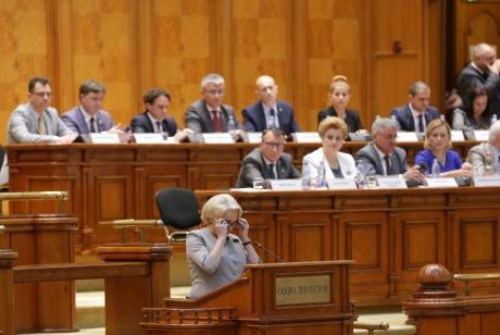 Dăncilă anunță primul parteneriat public-privat pentru realizarea autostrăzii Ploieşti - Comarnic - Braşov