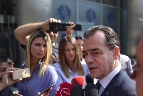 Reacție INCREDIBILĂ a lui Ludovic Orban față de limbajul suburban folosit de Ben Oni Ardelean la adresa jurnaliștilor: Cred că era supărat din alte motive-VIDEO
