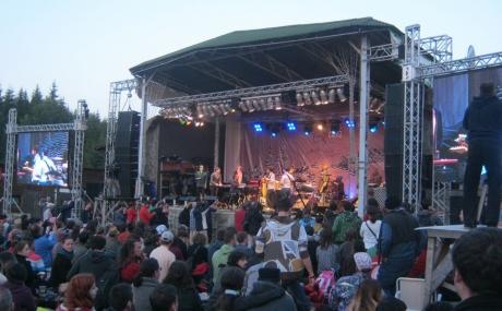 Fuji Rock Festival, cel mai mare eveniment muzical anual din Japonia, a fost anulat din cauza pandemiei