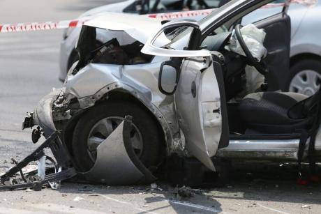 Accident rutier pe Autostrada București-Constanța - Traficul este restricționat