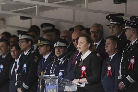 Ministrul Carmen Dan reacţionează la revolta Poliţiei Rutiere: 'Să nu se gândească nimeni că nu vom mai avea radare pe drum'