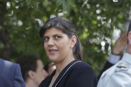 ALERTĂ Laura Codruța Kovesi candidează pentru conducerea Parchetului European - surse