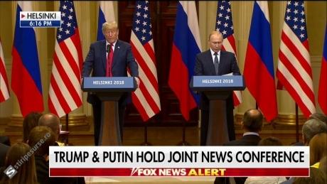 Vladimir Putin, replică pentru Donald Trump: 'Rusia și SUA se confruntă cu noi tipuri de provocări' - LIVE VIDEO