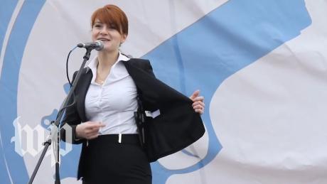 Maria Butina, o fostă agentă rusă acuzată de infiltrare în grupuri politice este așteptată să pledeze vinovat