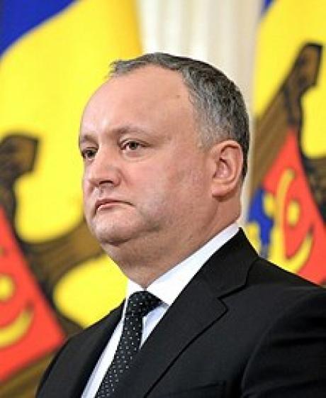 Preşedintele Republicii Moldova, Igor Dodon, renunţă la sprijinul socialiştilor la următoarele alegeri