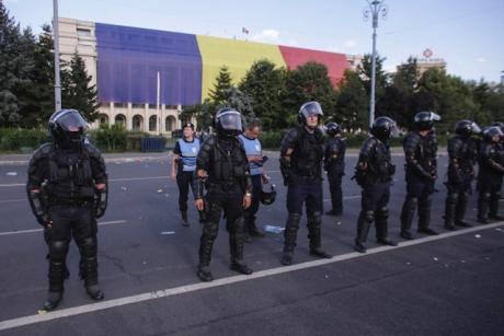 Federațiile internaționale ale jurnaliștilor CONDAMNĂ violențele de la protestul din 10 august
