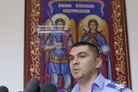 Sebastian Cucoș a ajuns la Parchetul General: Fostul șef al Jandarmeriei a fost HUIDUIT de protestatari