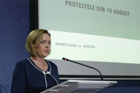 Fost ministru, CRITICI după raportul MAI: Carmen Dan nu poate și nu vrea să facă lumină, e concentrată numai pe articularea unui 'adevăr paralel' de partid