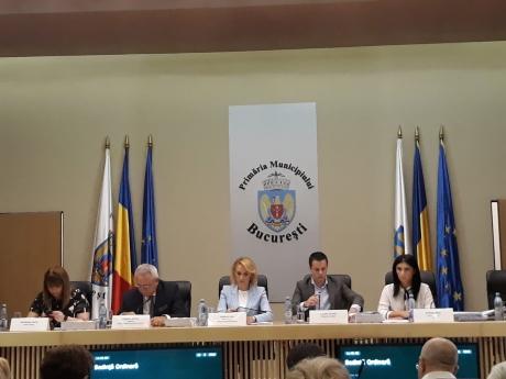 Campionatul Mondial de Lupte seniori U23, organizat cu sprijinul Primăriei Capitalei, la inițiativa consilierilor generali ai ALDE