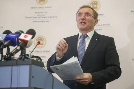 ULTIMA ORĂ: Augustin Lazăr, reacţie la opiniile Comisiei de la Veneţia. Procurorul general critică şi procedura prin care ar putea fi revocat