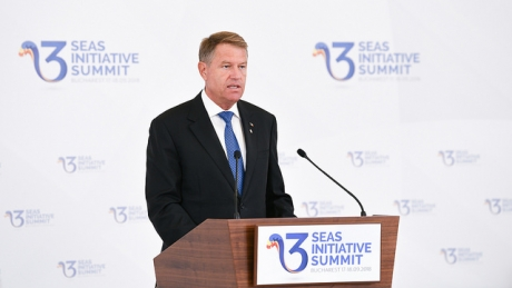 President Iohannis: 'Sibiu European summit, one of Romania's most important projects'