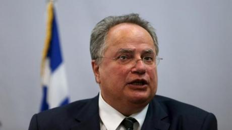 Ministrul grec de Externe a lăudat acordul între Grecia și Macedonia, privind schimbarea numelui fostei republici iugoslave