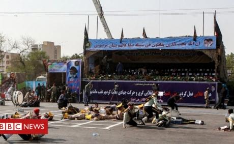 Cinci dintre atacatorii de la Ahvaz au fost uciși. Nu se știe câți au reușit să fugă