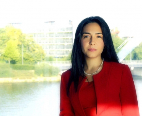 Claudia Țapardel, eurodeputată PSD: 'Preşedintele Iohannis recidivează şi îşi atacă propria ţară la un eveniment extern foarte important'
