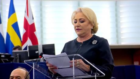 Dăncilă: Trebuie să avem în vedere impulsionarea relaţiilor bilaterale, economice şi comerciale dintre România şi R. Moldova