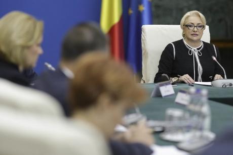 """Viorica Dăncilă participă, miercuri, la """"Ora prim-ministrului"""" în plenul Camerei Deputaților"""