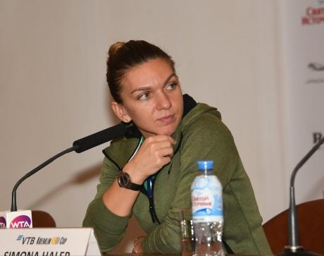 Lovitura anului în tenis - Simona Halep nominalizată pentru o 'contrascurtă' de efect/   VIDEO