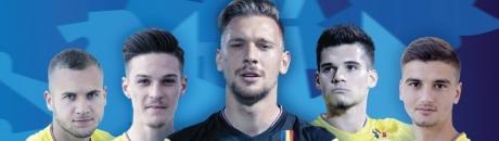 Naționala de tineret a României s-a calificat la Campionatul European de Fotbal: Tricolorii lui Mirel Rădoi au învins-o, 4-0, pe Liechtenstein