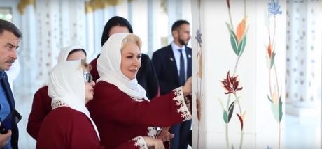 Viorica Dăncilă anunță că arabii vin să investească în România: ce a impresionat-o în turneul asiatic