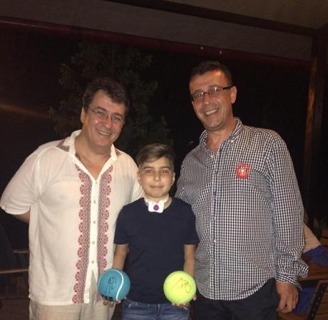 Victor Ciutacu: Vă mulțumesc tuturor celor care s-au implicat pentru salvarea lui Seby Duta!