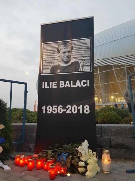O stradă din Craiova va purta numele marelui fotbalist Ilie Balaci
